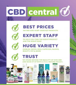Nutrition Smart CBD and Hemp Central